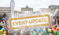 Cancellation of the 2021 Berlin New Year's Run
